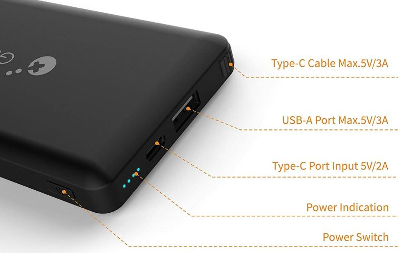 Marval Power Attached Power Bank