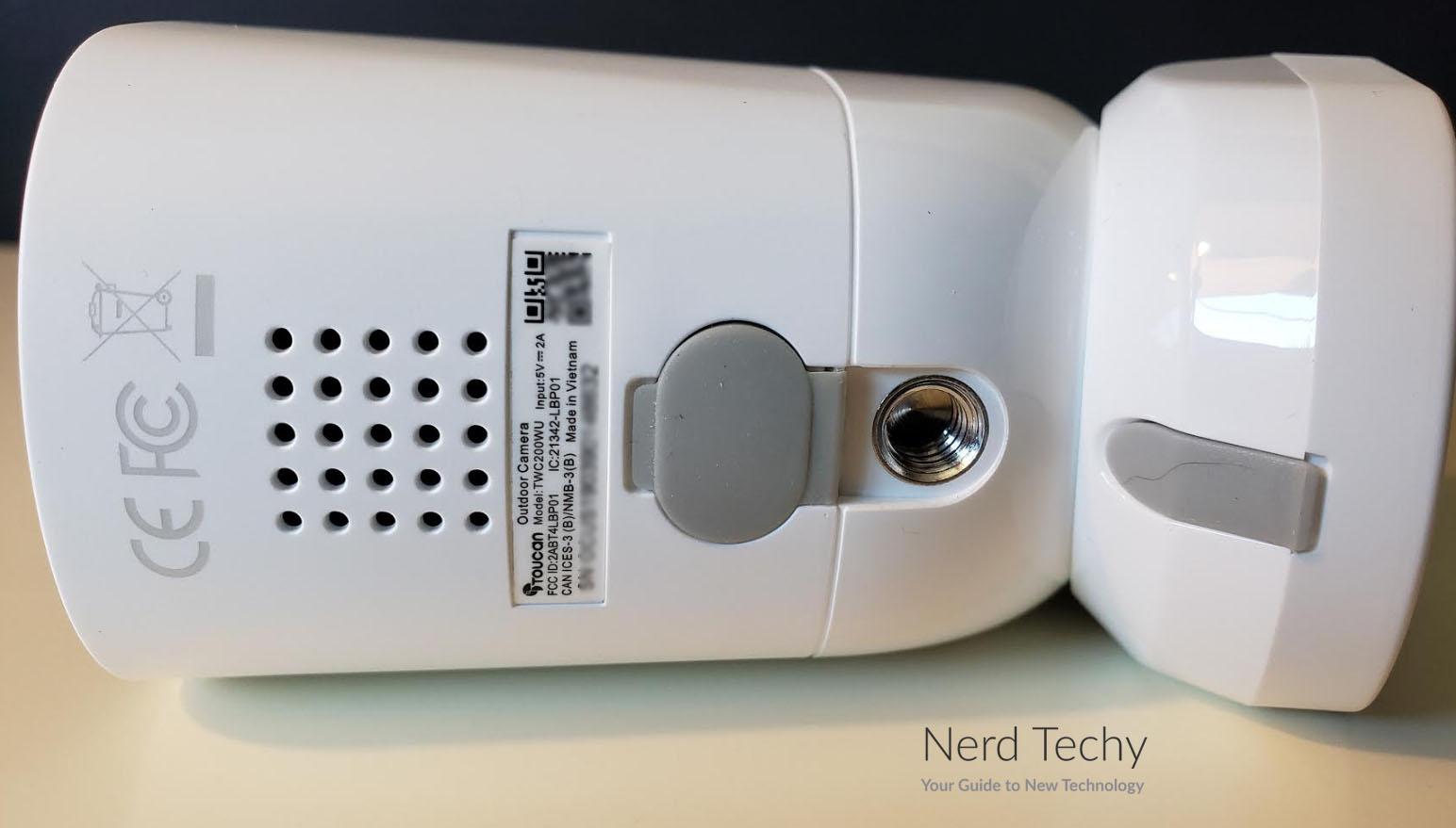 Toucan Wireless Outdoor Camera
