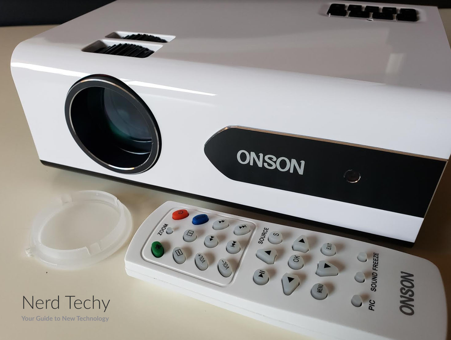 Onson GP18 Mini Projector