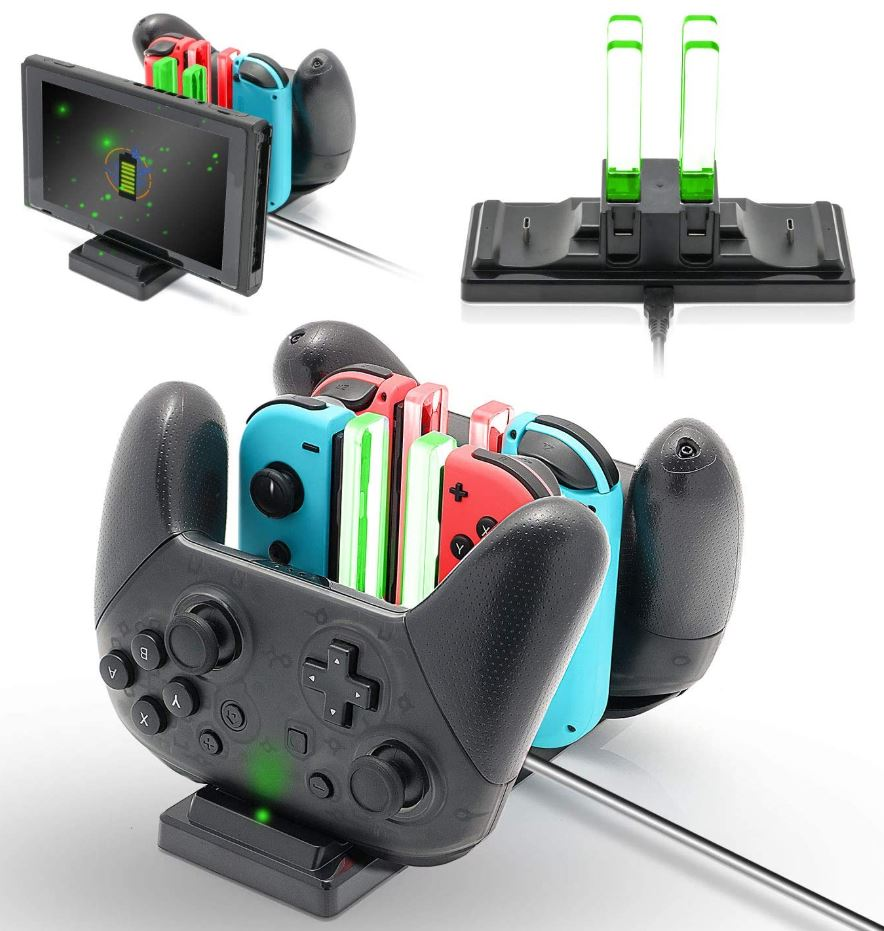 FunDirect Controller Charger Dock