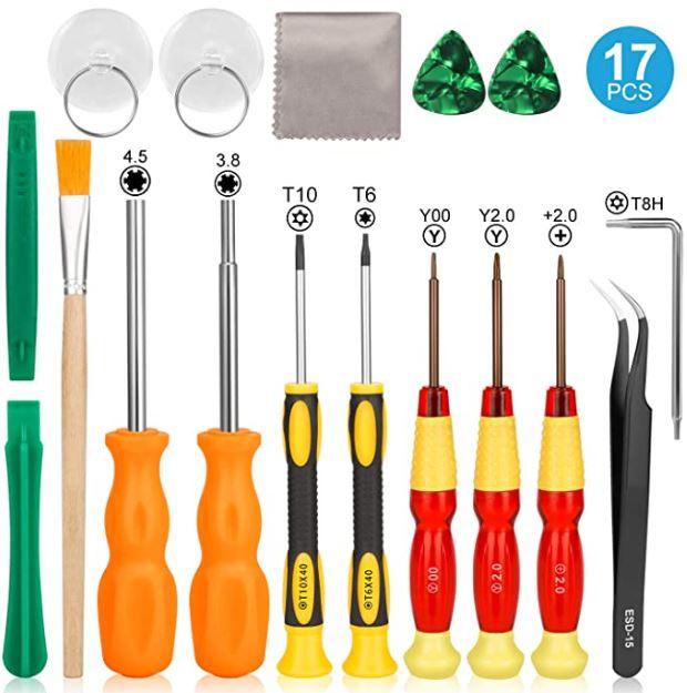 Keten 17-in-1 Triwing Screwdriver Tool Repair Kit