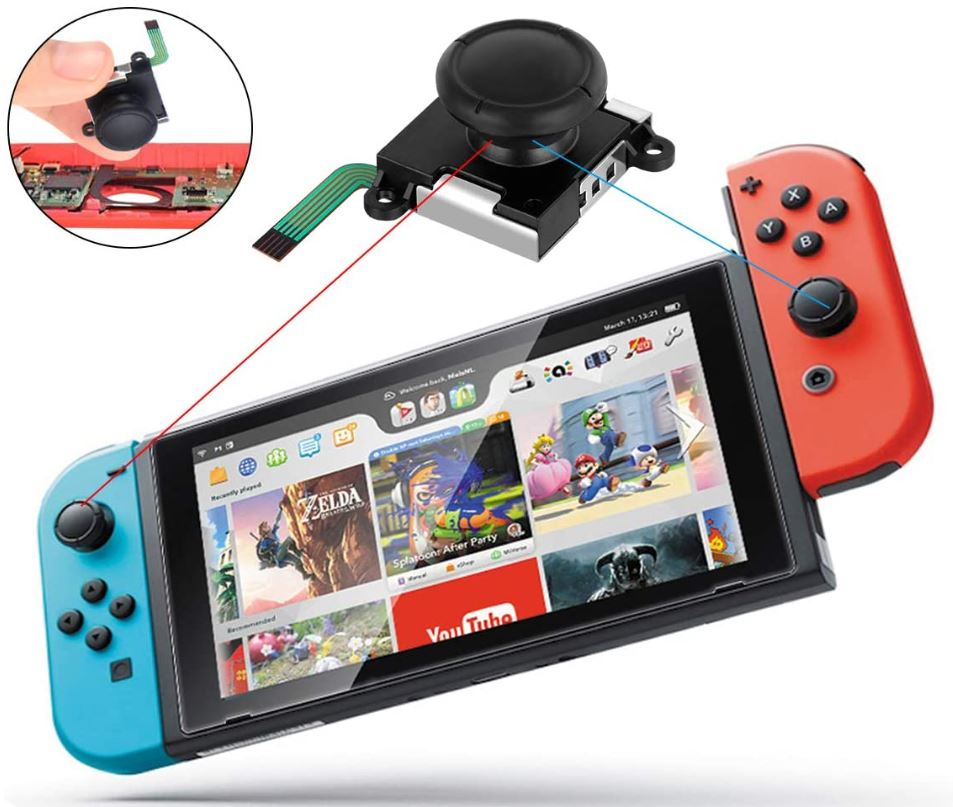 replace-nintendo-switch-joycon-thumbstick