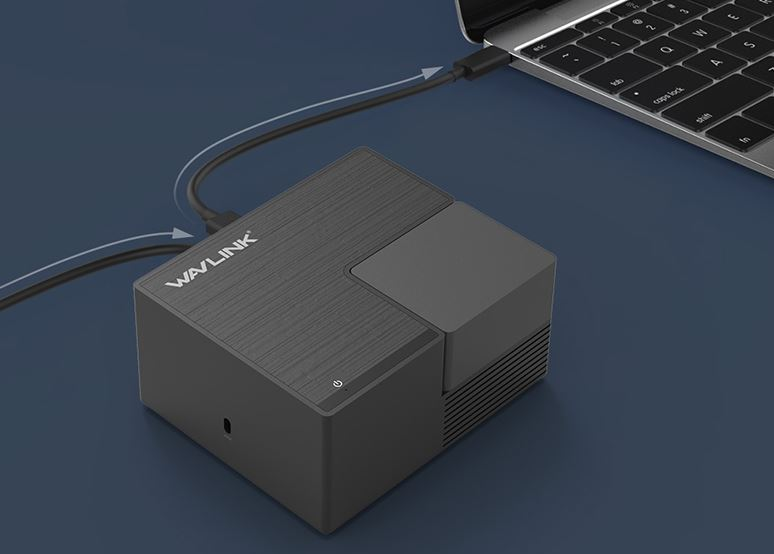 WAVLINK USB-C Universal Docking Station