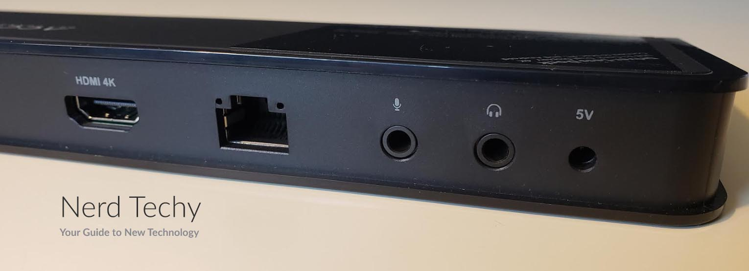 Accell Driver-Less USB-C 4K Docking Station
