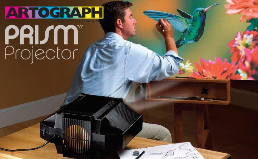 Artograph 225-090 Multicolor Prism Art Projector