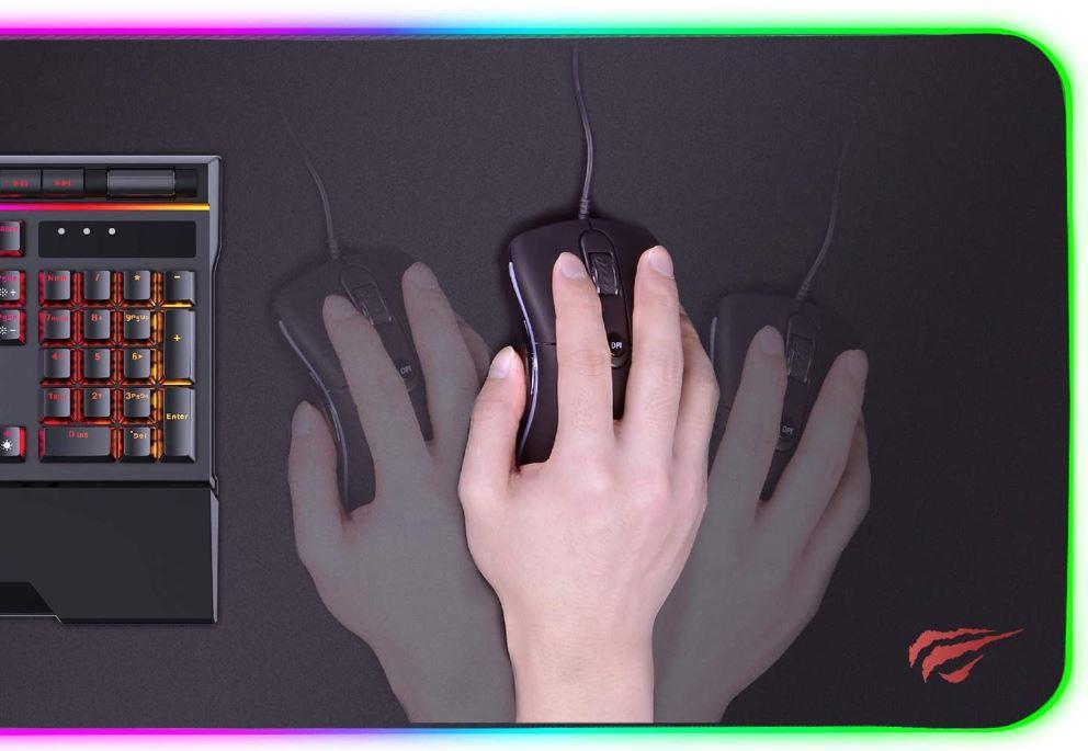 Havit RGB Gaming Mouse Pad