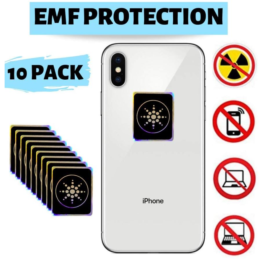 PureGoods EMF Protection Sticker
