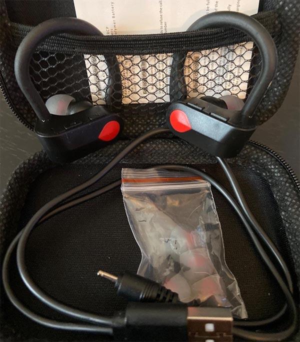 Rokeye True Wireless Headphones