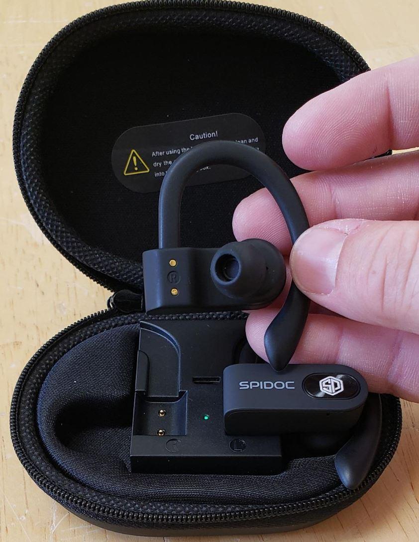 Spidoc Bluetooth Headphones
