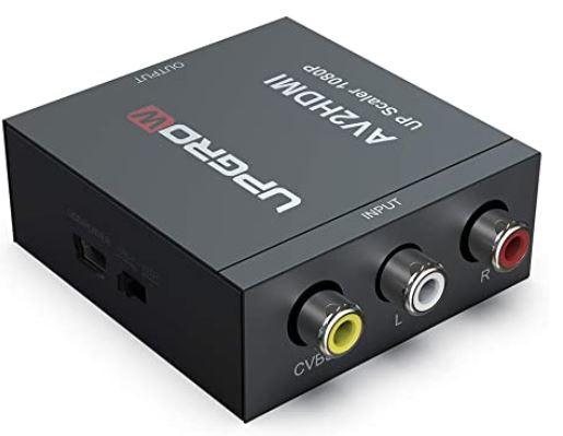 UPGROW RCA to HDMI Converter
