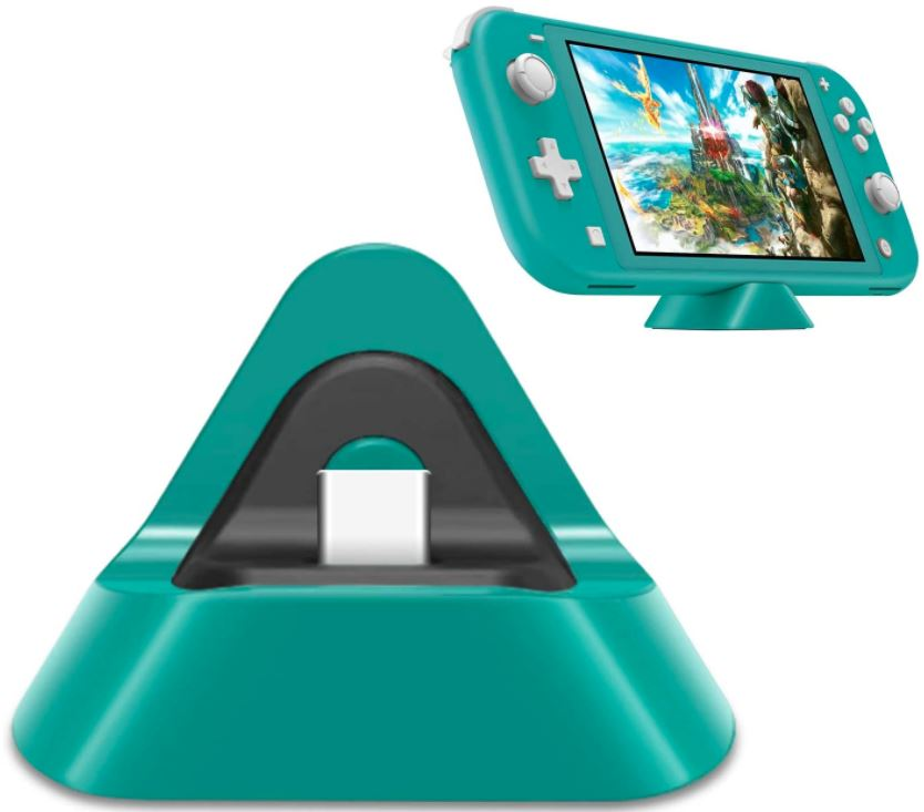 FYOUNG Portable Switch Lite Charging Dock