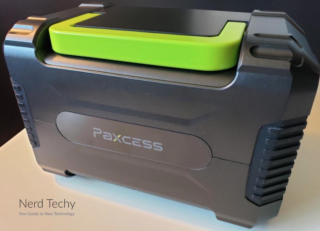 Paxcess Rockman 200