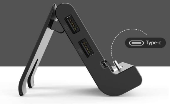 YCCTEAM Multi-Angle Compact Switch Lite Charging Stand