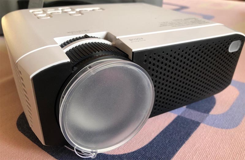 APEMAN 4000L Mini Projector