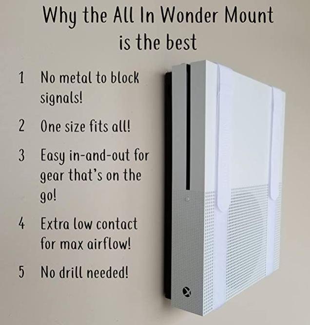 All-in Wonder Mount by Mount Genie