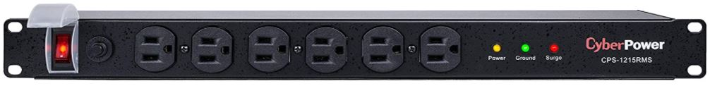 CyberPower CPS1215RMS Surge Protector