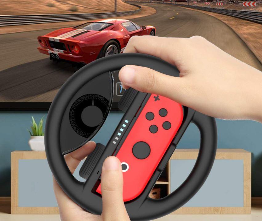 Momen Racing Wheel Grip