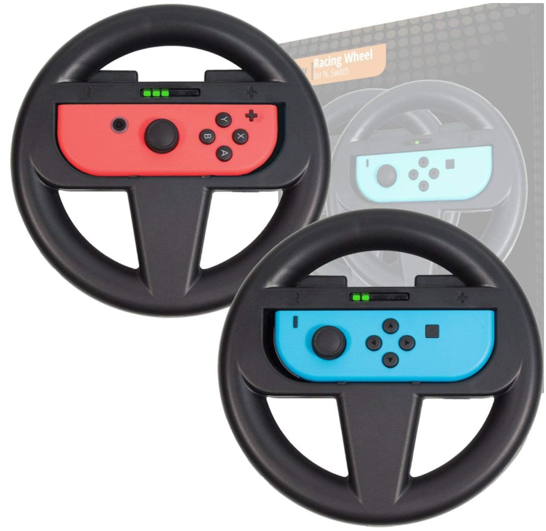 Orzly Steering Wheel Controller