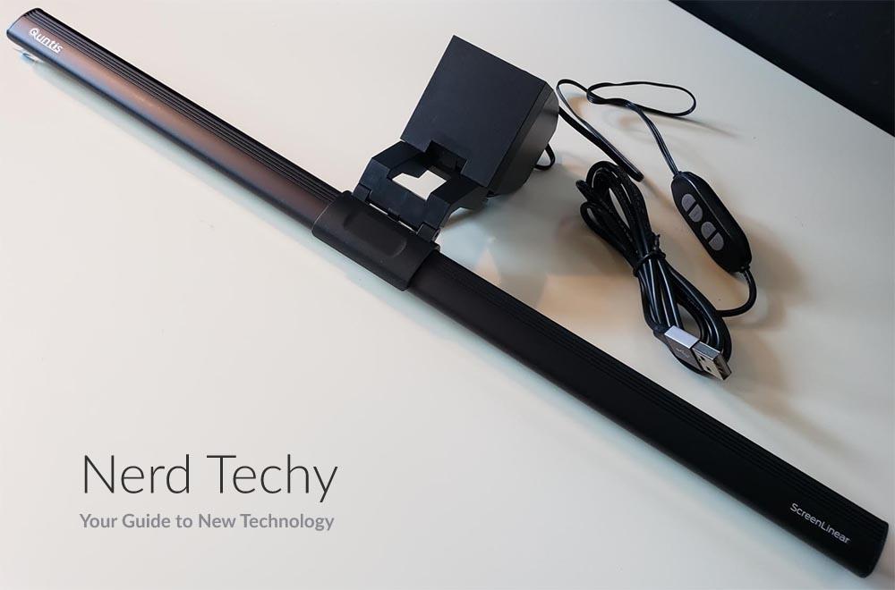 Quntis e-Reading LED Task Lamp