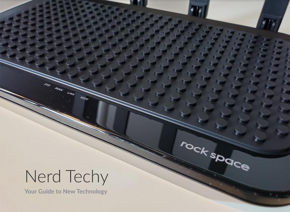 Rock Space AC2100 Smart WiFi Router