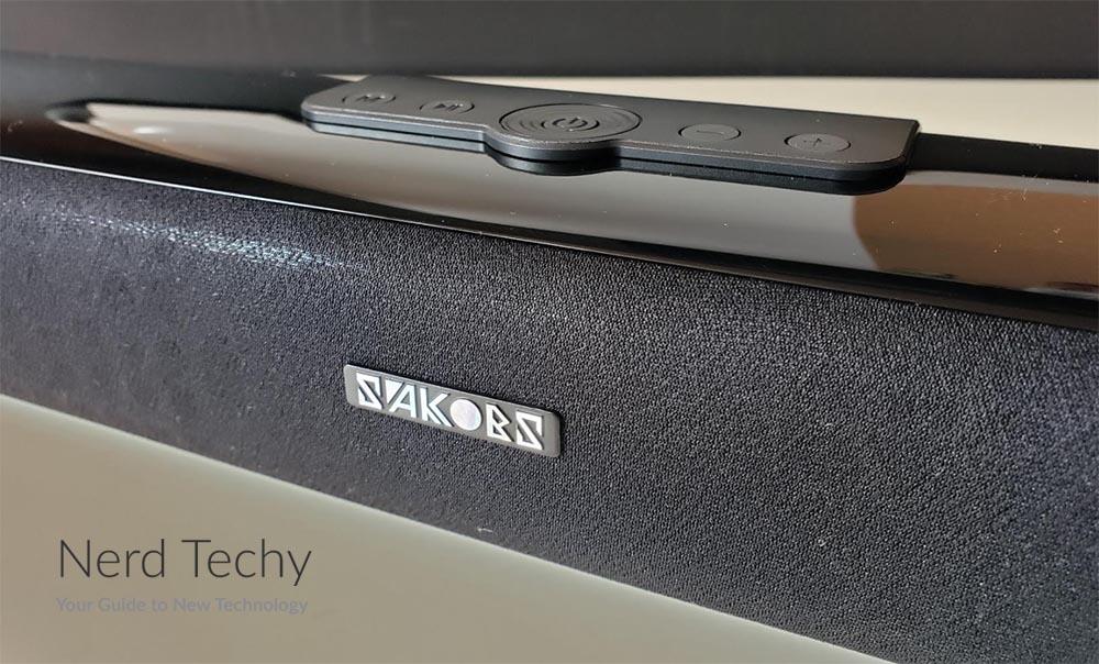 SAKOBS 37 inch Sound Bar DS6601