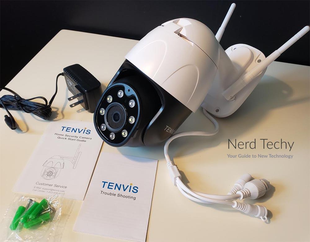 TENVIS-FHD-PTZ-Outdoor-Security-Camera