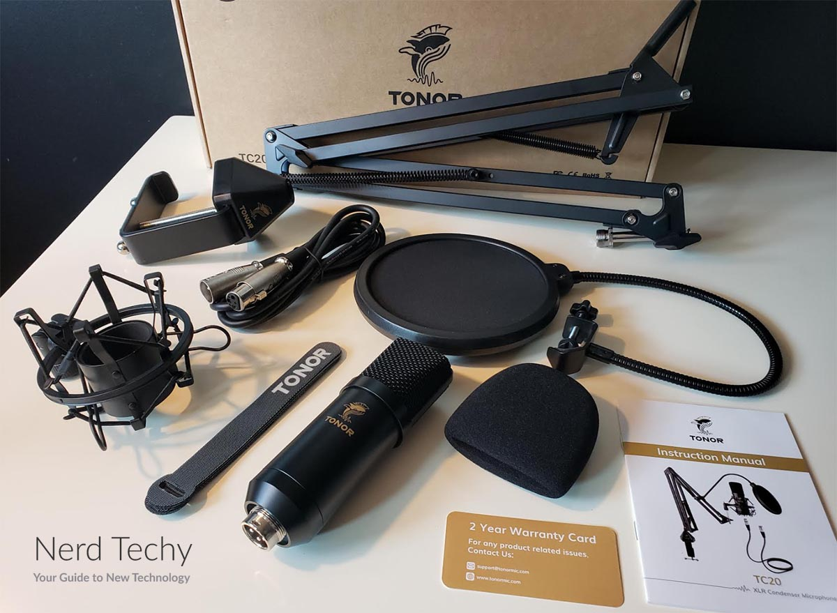 TONOR XLR TC20 Kit