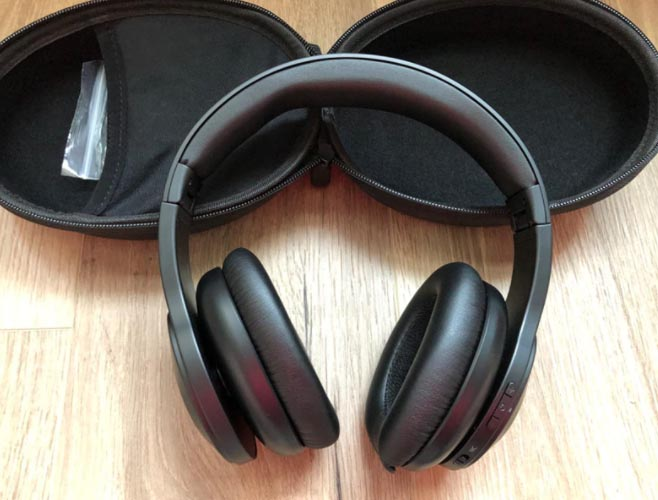 Tribit QuietPlus ANC Headphones