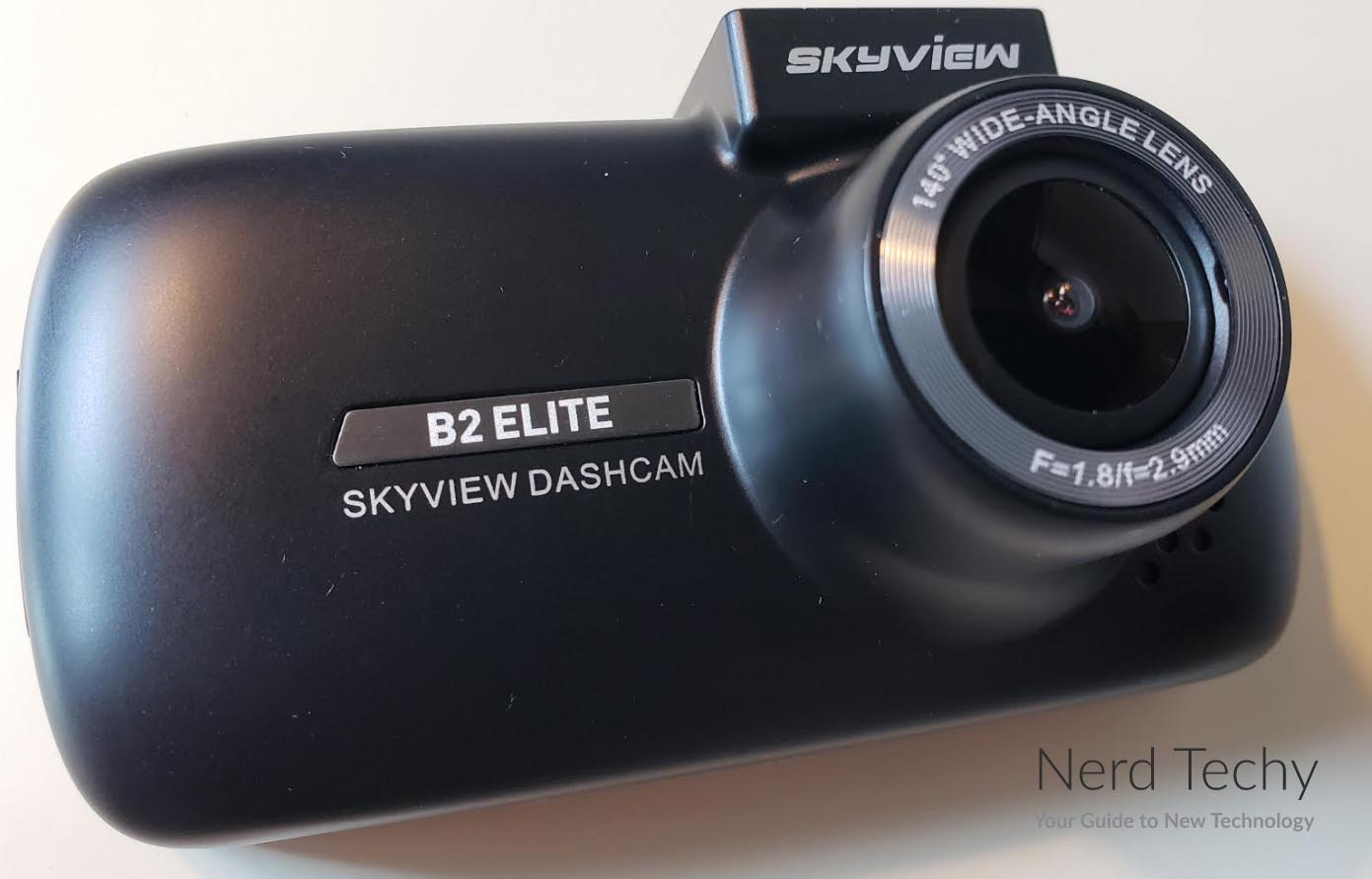 SkyView B2 Dash Cam