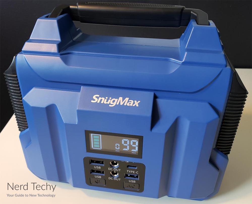 SnugMax Vickers 200