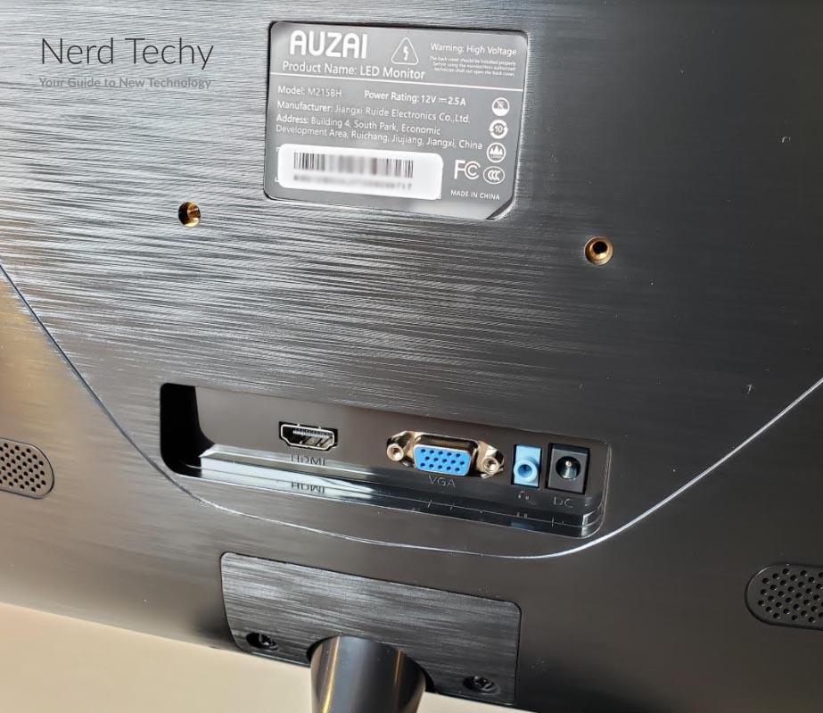AUZAI LED monitor