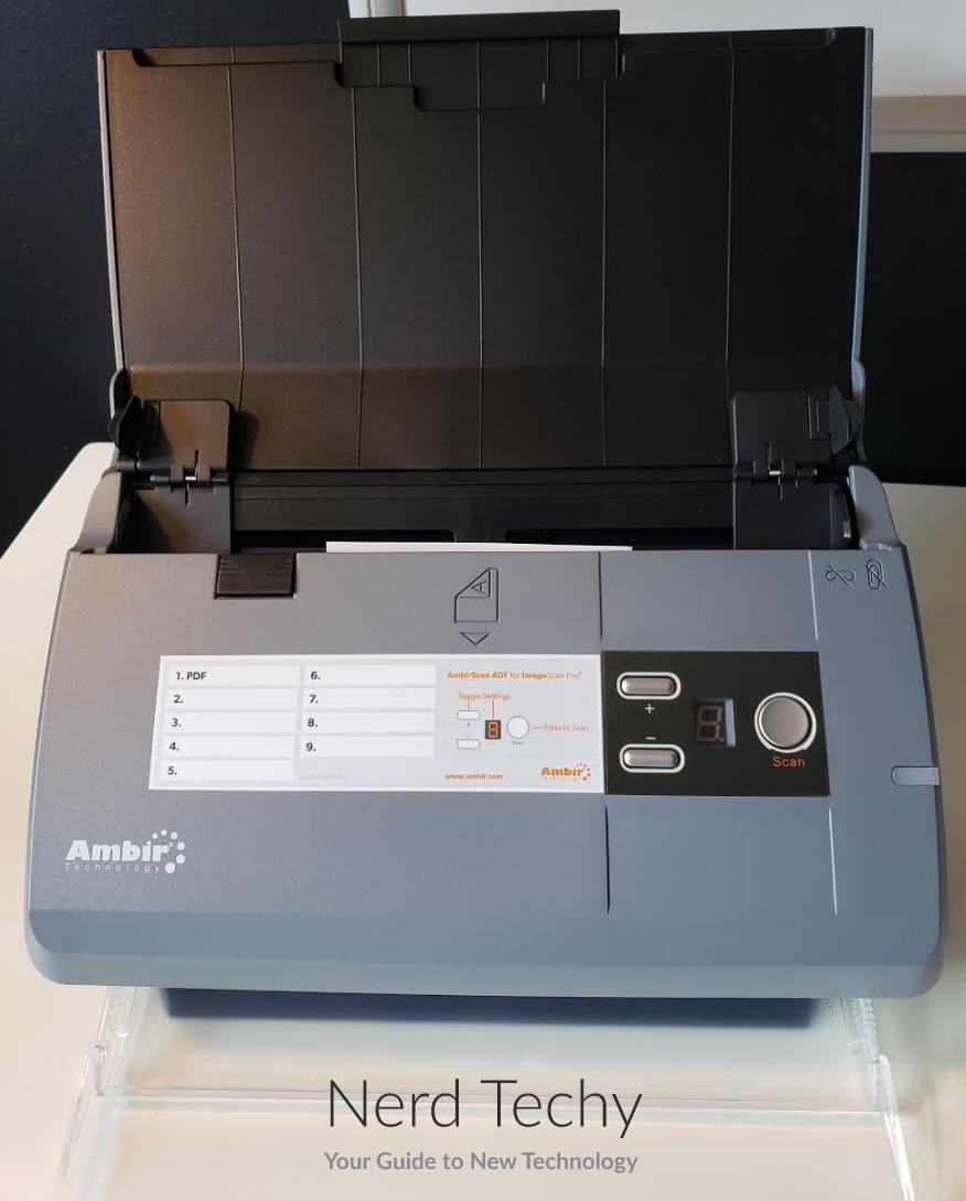 Ambir ImageScan Pro 835ix