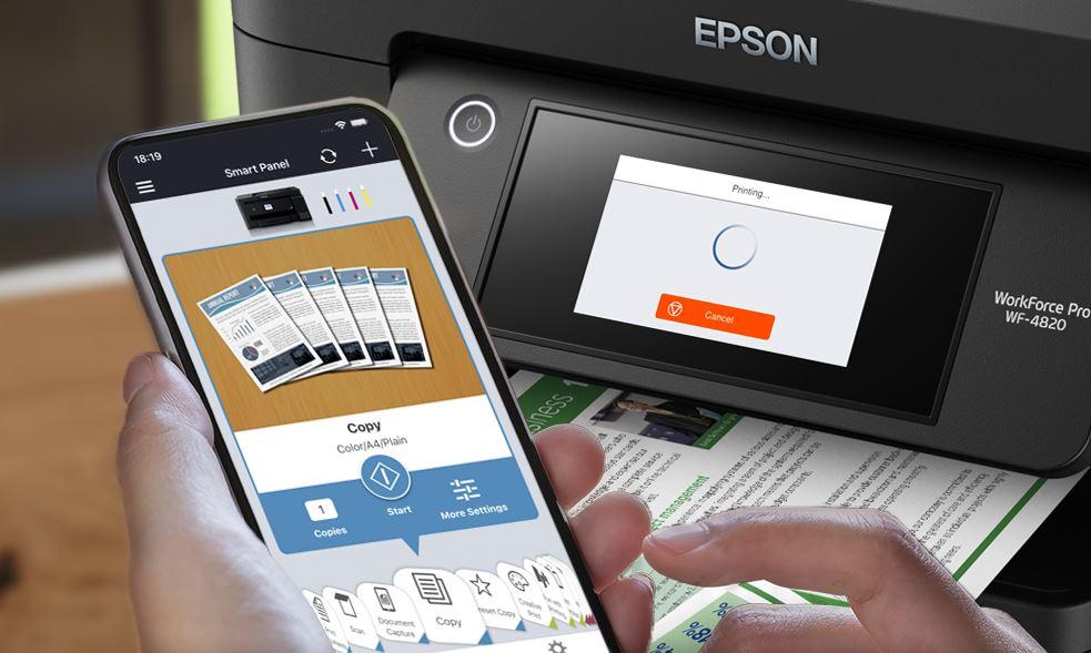 Epson Workforce Pro WF-4820