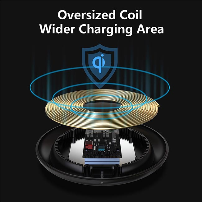 GooDee K100 Wireless Charger