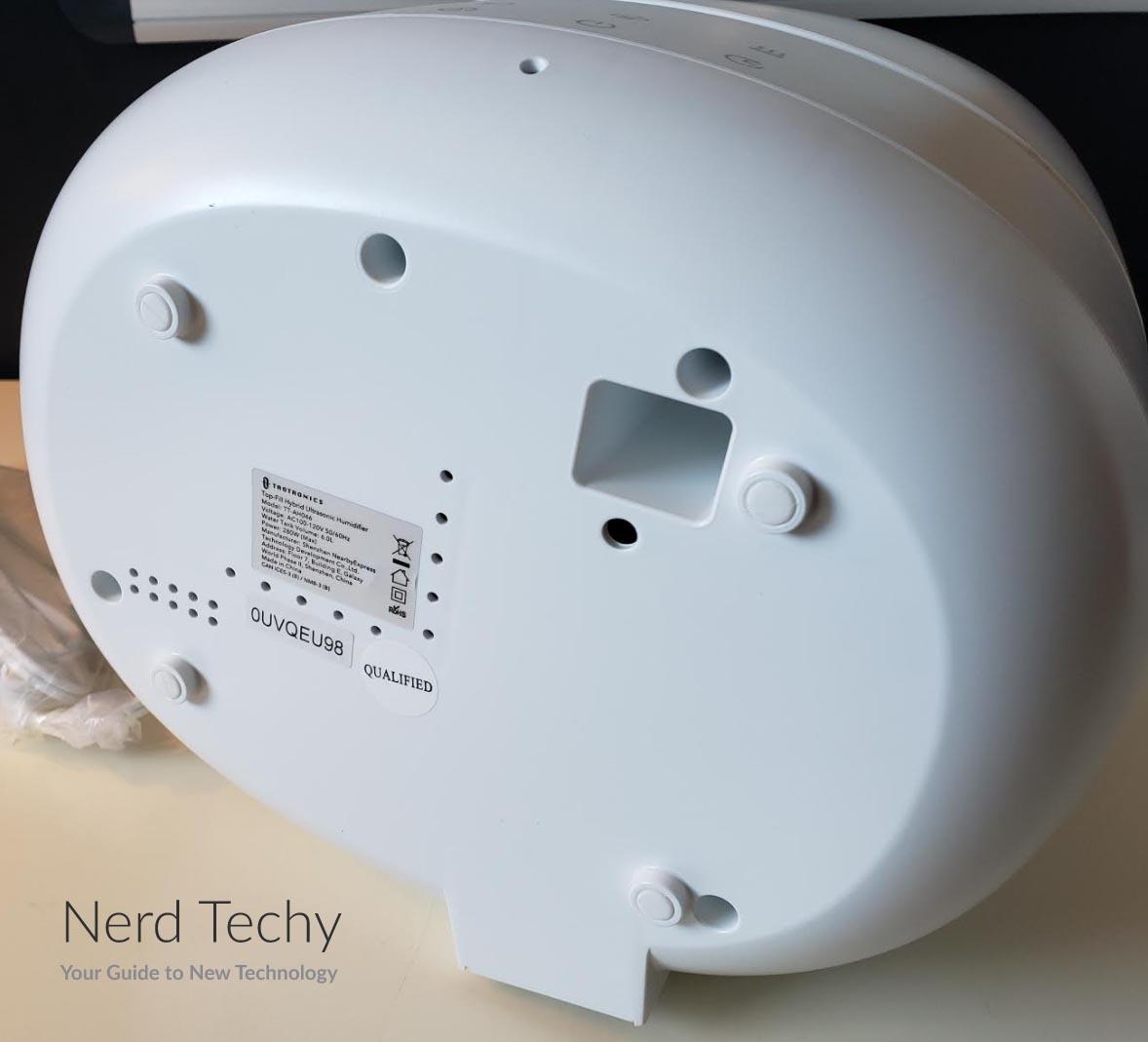 TaoTronics 6L Ultrasonic Humidifier TT-AH046