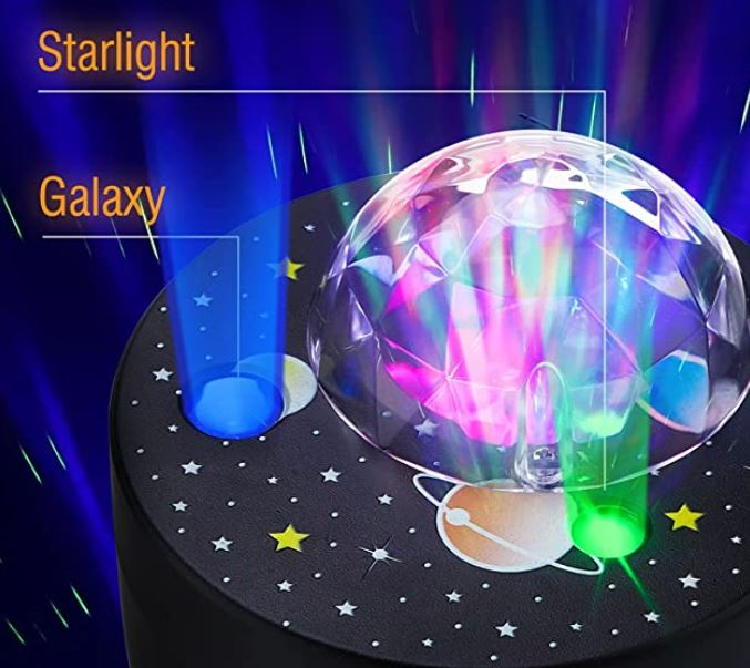 Lemolifys Galaxy Star Projector