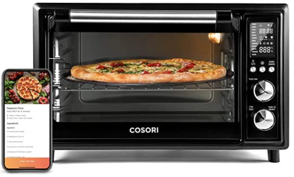 COSORI 12-in-1 Air Fryer Toaster Oven Combo