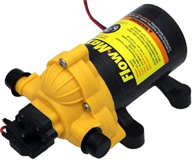 Lippert Components 12V Flow Max Water Pump