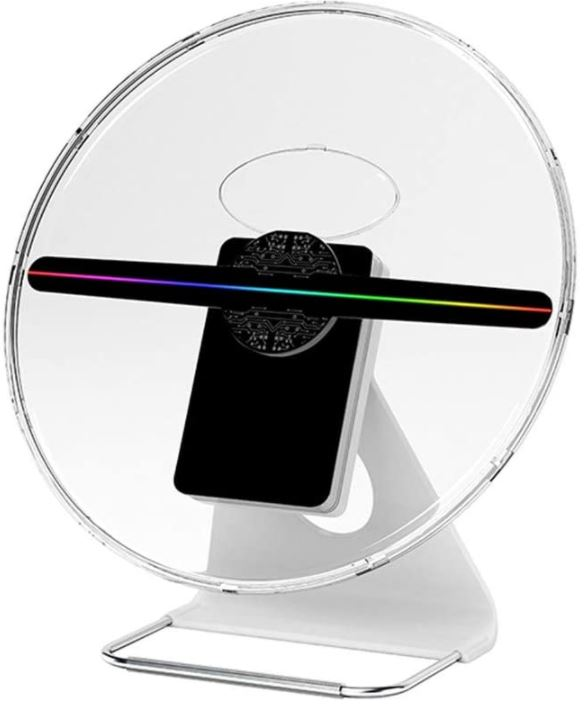 SEAAN 3D Hologram Fan Projector