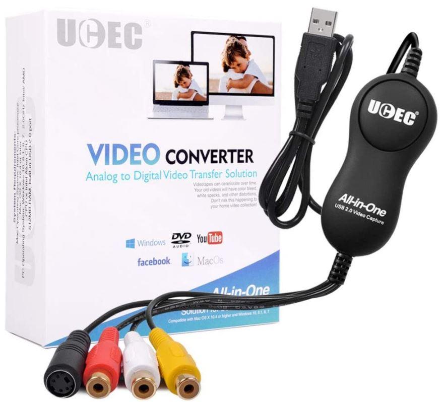 UCEC USB Video Capture Device