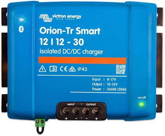 Victron Energy Orion-Tr Smart DC-DC Charger