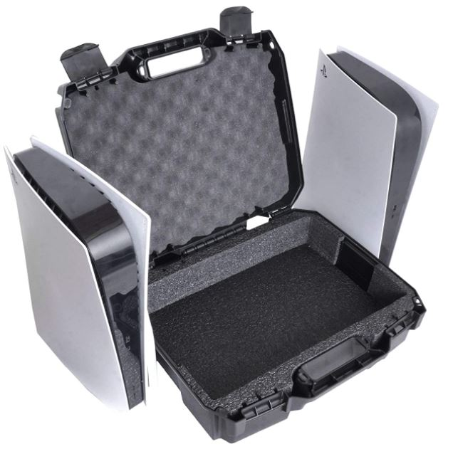 Case Club Compact Hard Carry Case