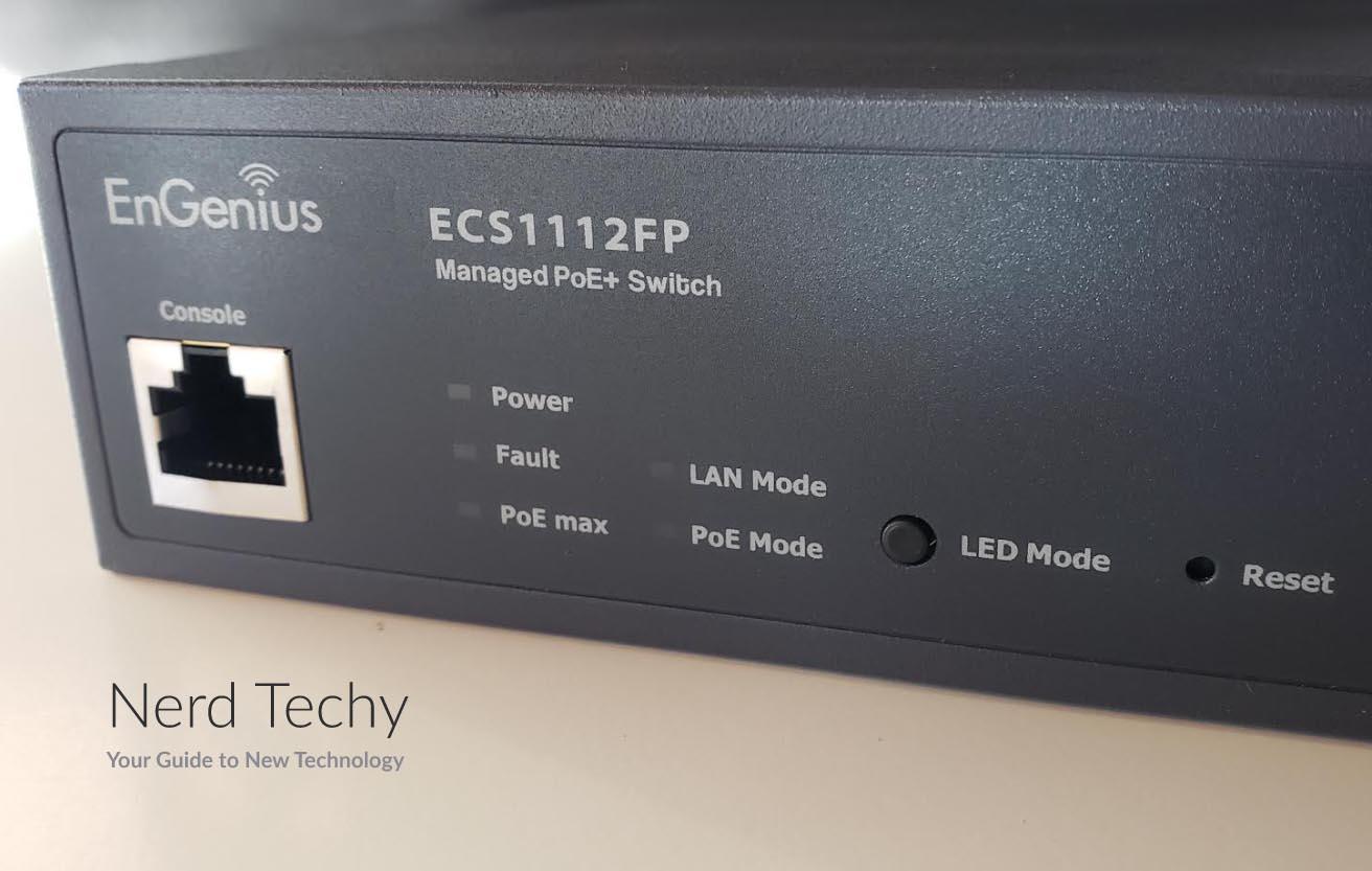 EnGenius Cloud ECS1112FP