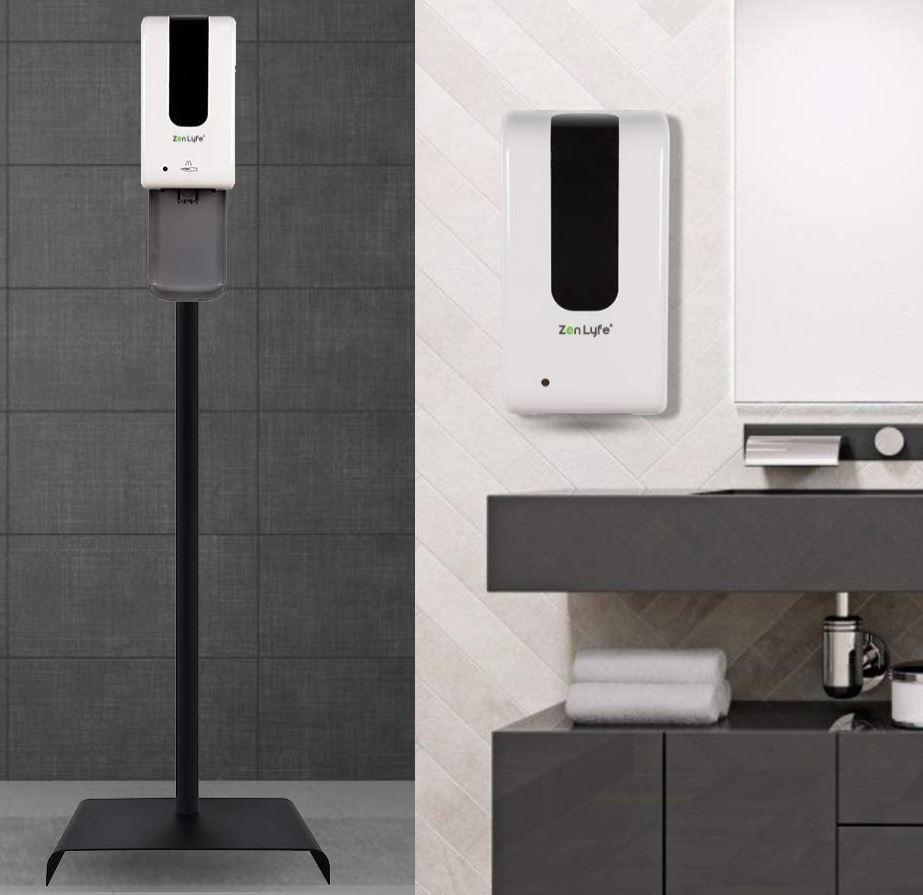 SwiftFinder Touchless Hand Sanitizer Dispenser