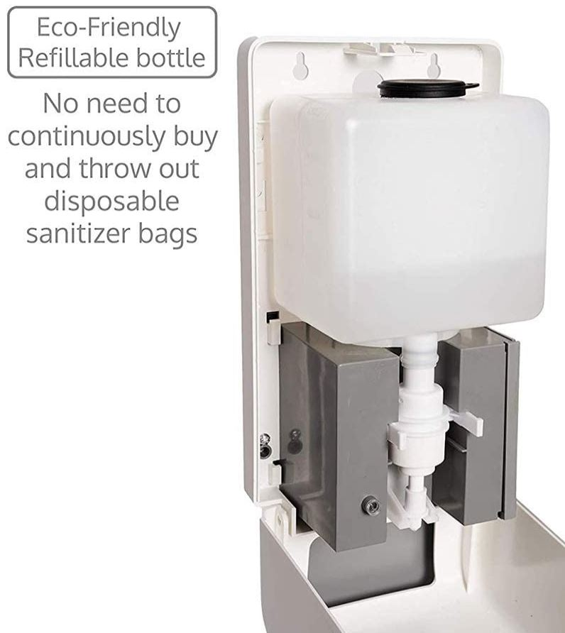 SwiftFinder Touchless Hand Sanitizer Dispenser