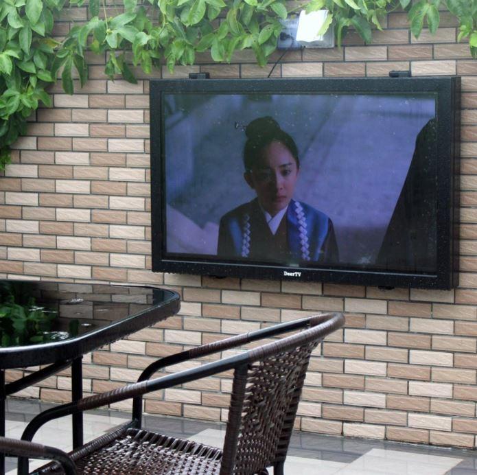 DeerTV Outdoor TV Enclosure