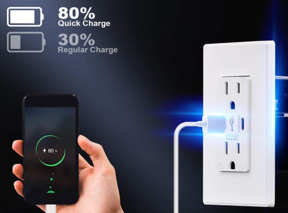 usb quick charge