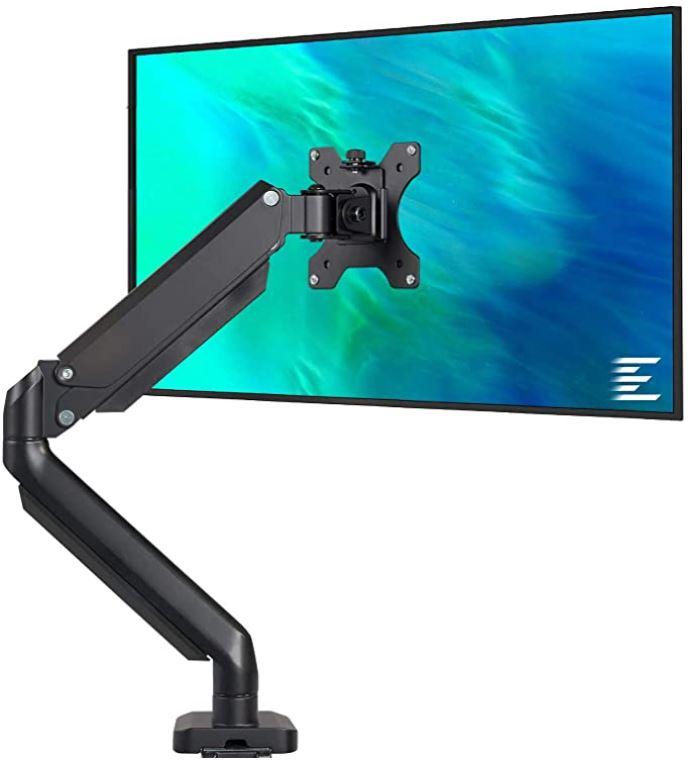 EleTab Single Monitor Desk Mount Stand