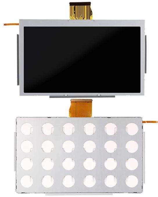 Forno LCD Display