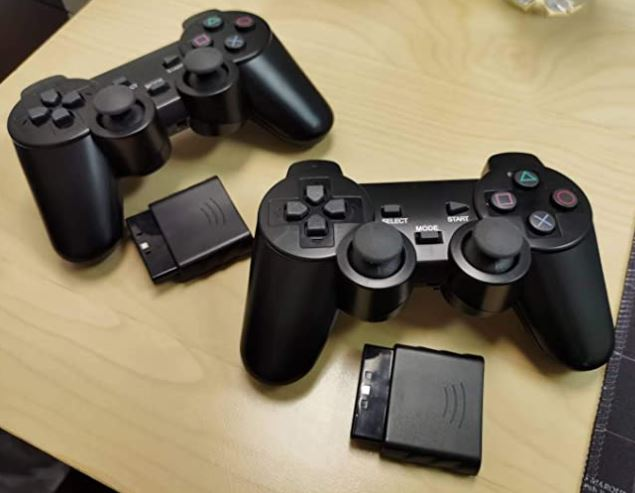 Funcilit Wireless PS2 Controller